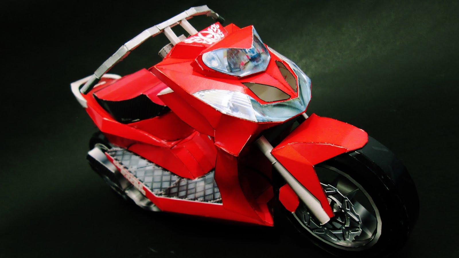 Yamaha mio modification papercraft dan dibawah ini adalah foto dari hasil desain replikanya gan jeuxipadfo Choice Image