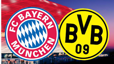 بث مباشر مباراة بايرن ميونخ وبوروسيا دورتموند