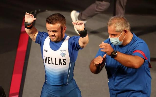 Παραολυμπιακοί Αγώνες: «Χάλκινος» ο Μπακοχρήστος