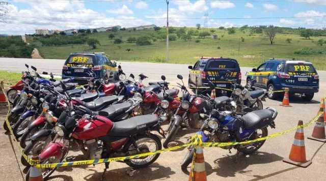 PRF intensifica fiscalização ostensiva e patrulhamento preventivo na Região Sudoeste da Bahia