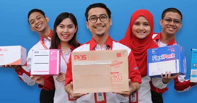 Temuduga Terbuka Jawatan Kerani Pos Malaysia 2020