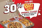 PHD Promo Big Box Diskon 30% Disemua Outlet PHD Jawa Timur Hingga 31 Maret 2020