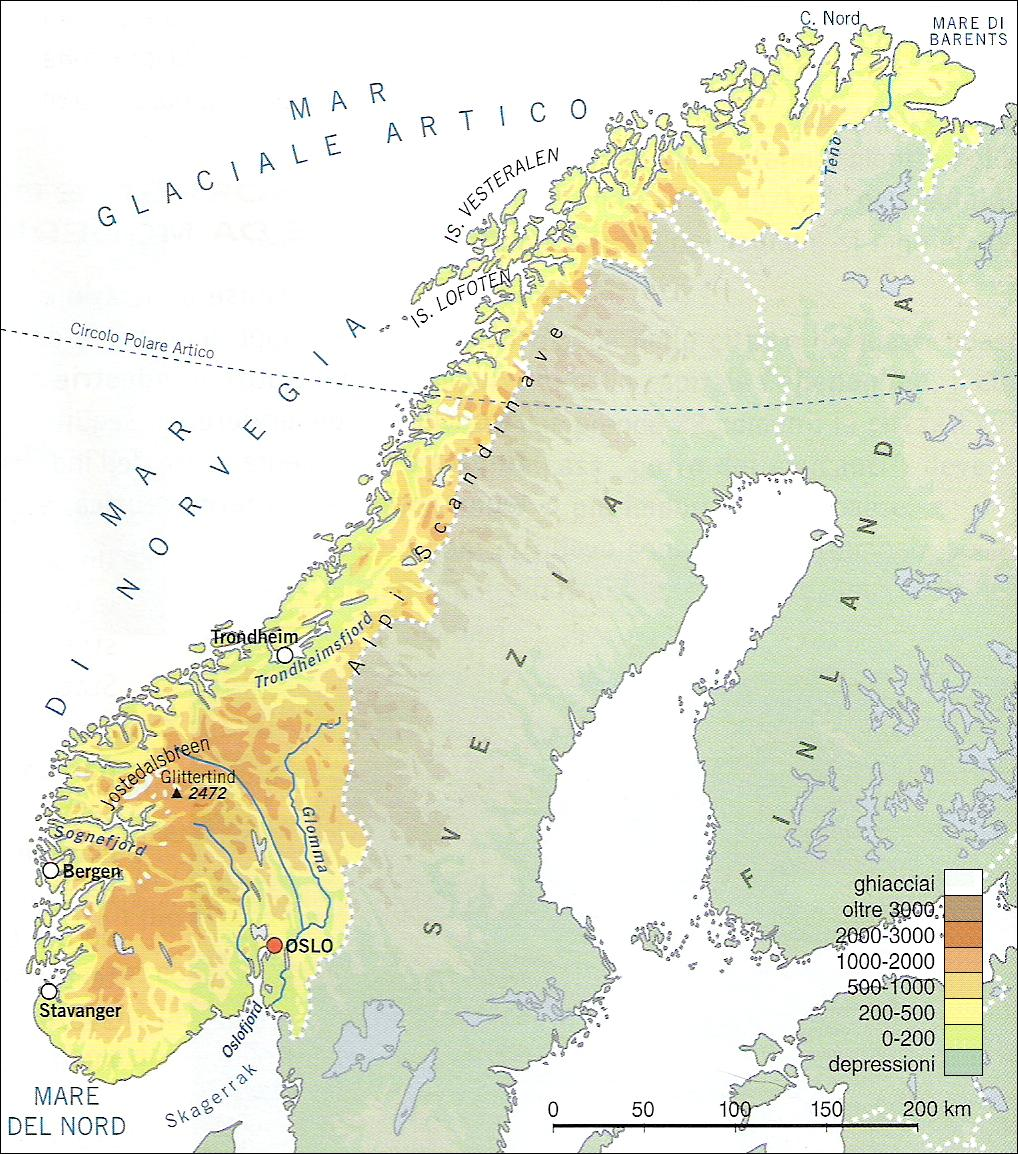 Cartina Fisica Della Norvegia.Norvegia Lessons Blendspace