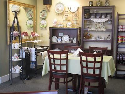 British Tea Room Beaverton