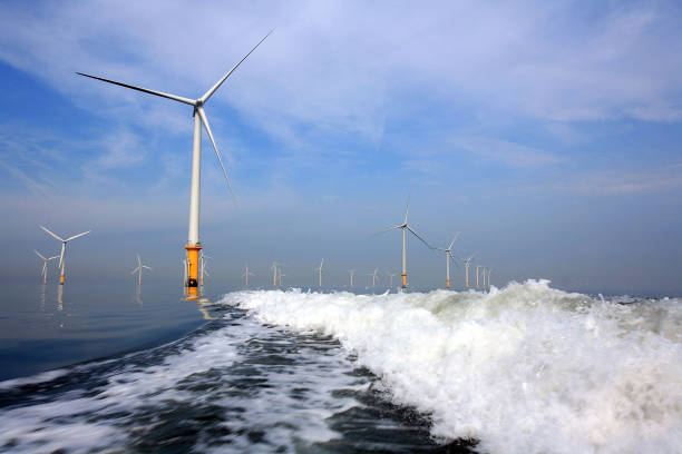 Offshore Wind Turbine Market Witnesses Continuous Growth of 18% During 2020-2026