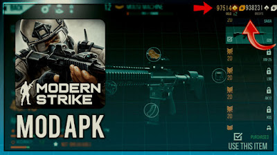 Modern Strike Online Games Features