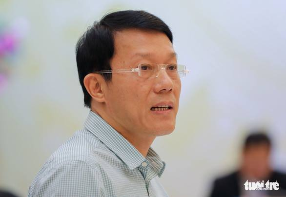Thiếu tướng Lương Tam Quang – chánh Văn phòng Bộ Công an