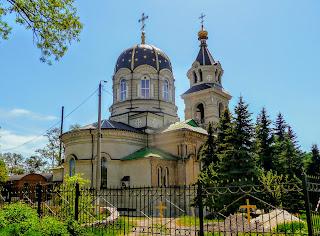 Дружківка. Свято-Миколаївський храм