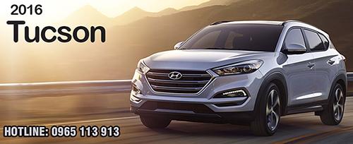 Hyundai Tucson Hải Phòng