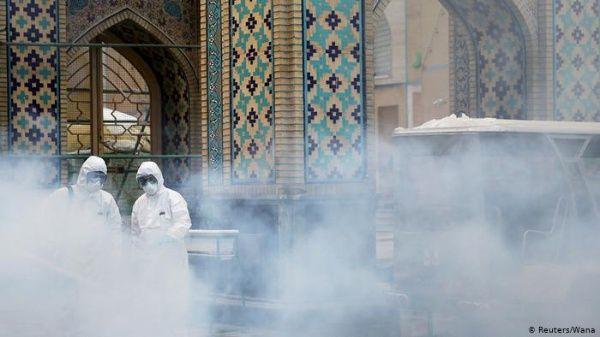 Ascienden a 2.898 los fallecidos en Irán por Covid-19