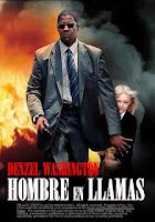 Hombre en Llamas / El Fuego de la Venganza