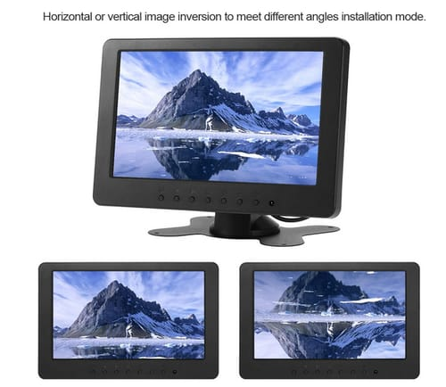 Staright S701 7 inch TFT LCD Security Monitor