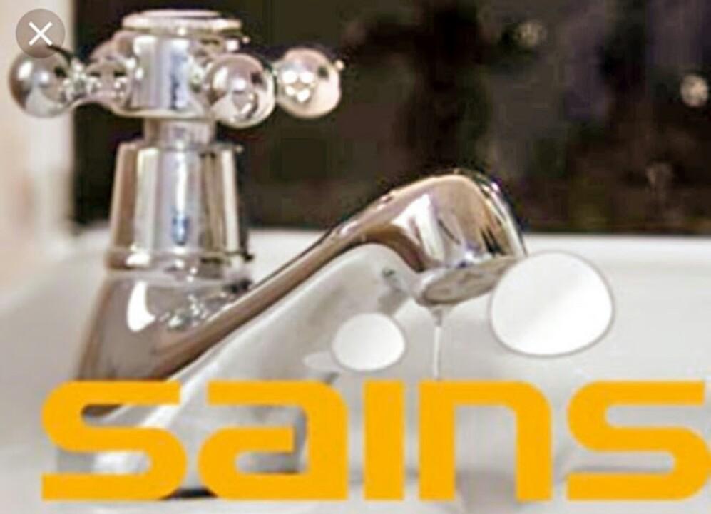 NOTIS GANGGUAN AIR /WATER DISRUPTION NOTICE 6 SEPT '17