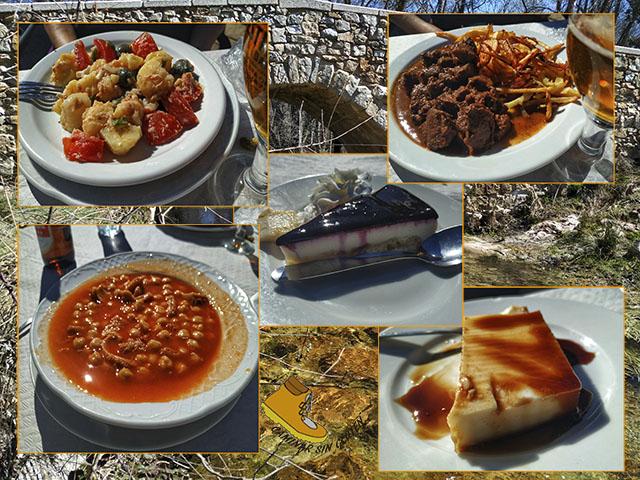 Sin gluten Cafetería Alamo II El Berrueco