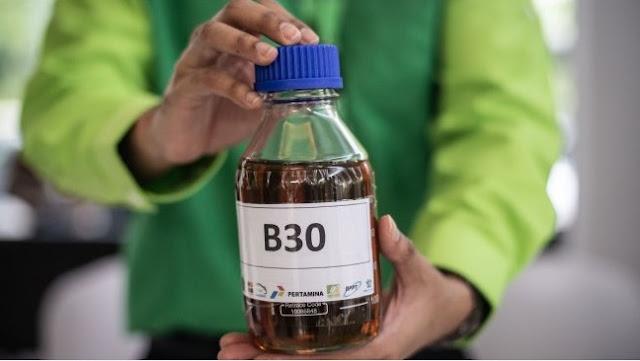 Jelang Implementasi B30, Ini Kuota Biodiesel Yang Tersedia