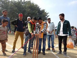 टूनामेंट के आयोजन से खिलाड़ियों का हौसला बढ़ता है कुलदीप सिंह लकी | #NayaSaberaNetwork