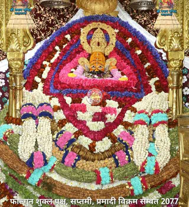 khatushyamji darshan 21 march 2021