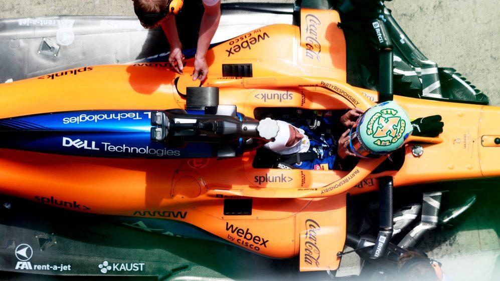 Ricciardo e Norris confiam que o ritmo da McLaren está melhor do que parecia nos treinos de sexta-feira