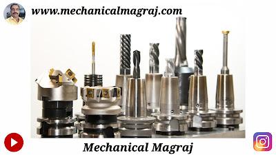 CNC Lathe Machine Cuting Tools