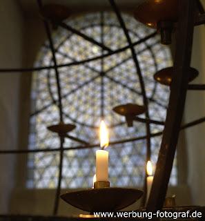 Kerzenständer im Dom Osnabrück