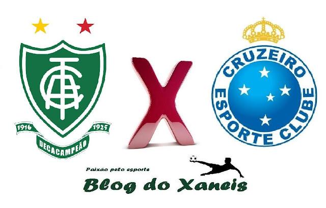 Acompanhe o jogo entre América x Cruzeiro ao vivo - Campeonato Mineiro