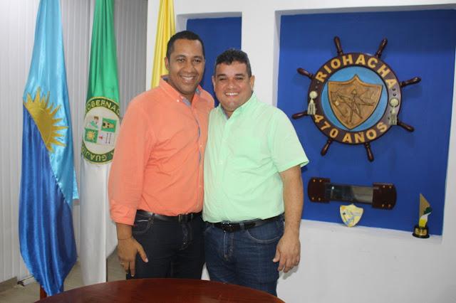 Alcaldes, encargado y electo de Riohacha instalarán Comisión de Empalme