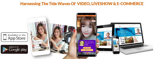 Aplikasi NowMe Live Commerce Membuat Belanja Online Menjadi Nyaman
