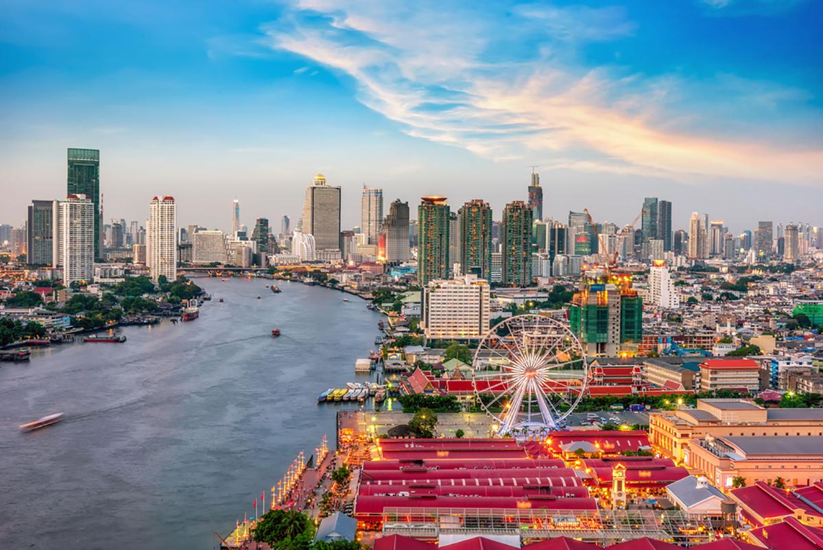 اهم الاماكن السياحية فى بانكوك