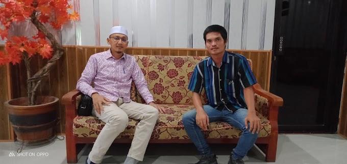 Jalin Silaturahmi dan Sinergitas Bersama Media, Ketua DPRD Kab. Cirebon Adakan Pertemuan