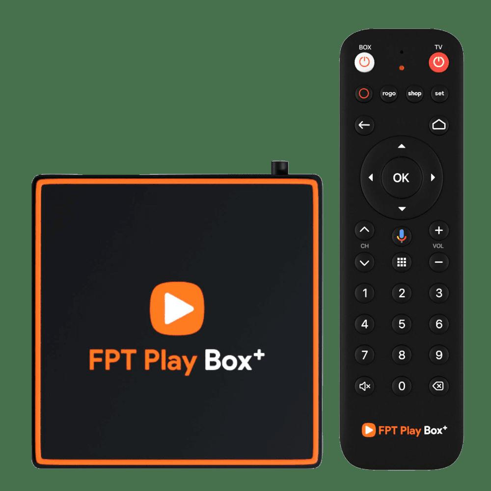 FPT Play BOX+ S550 phiên bản 2020