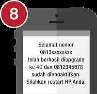cara merubah jaringan 3g ke 4g lte telkomsel