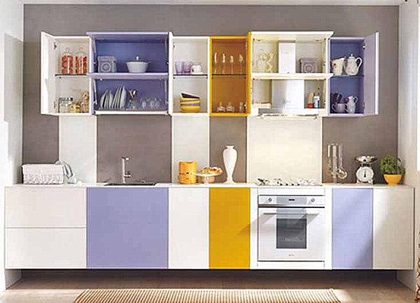 Ideas Creativas de Gabinetes para Cocinas   Cocina y Muebles
