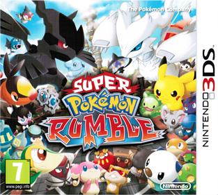 Rom Super Pokemon Rumble 3DS