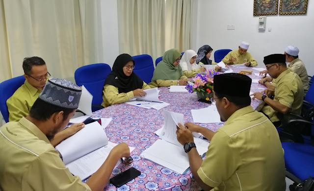 Mesyuarat AJK Pergukafa Kuantan Kali ke-5 Sesi 2018-2020