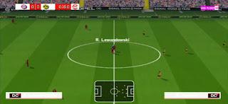 Download eFootball PES 2022 PPSSPP FC Bayern Munchen Special Robert Lewandowski Edition & New Transfer