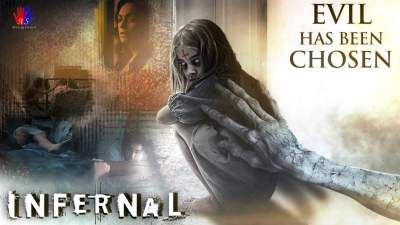 Infernal (2015) Hindi Dubbed 300mb Movies Dual Audio 480p BluRay