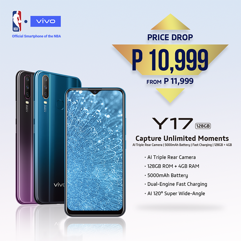 PHP 10,999 with triple-cam