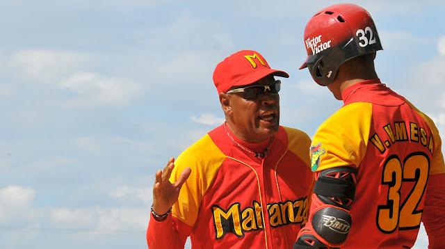 En el próximo Juego de las Estrellas del béisbol cubano Víctor Mesa se convertirá en el primer manager en dirigir a su hijo en estos enfrentamientos.