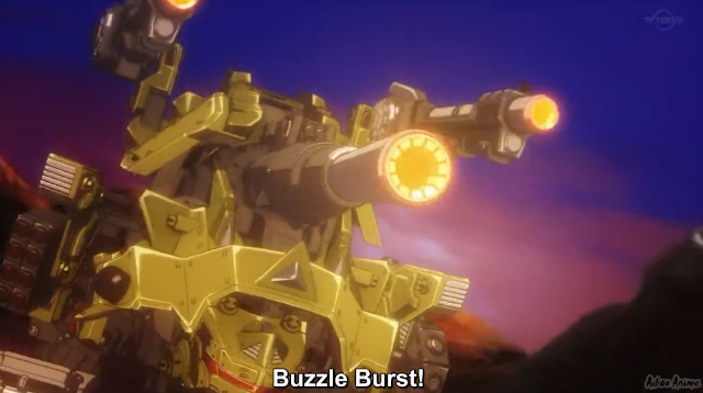 Zoids Wild Zero Episode 02 Subtitle Indonesia