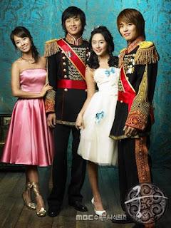 princess hours drama komedi romantis tentang perjodohan