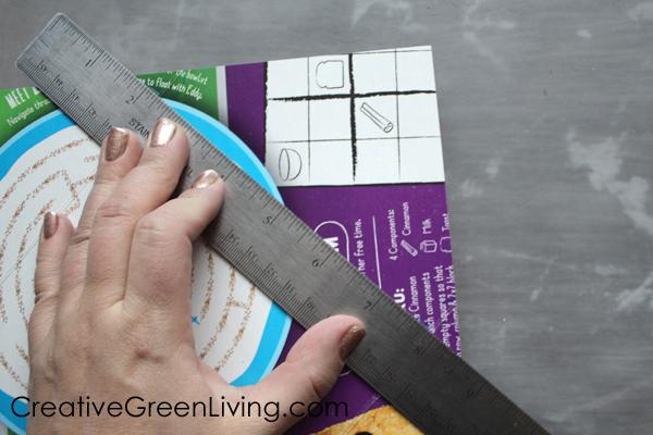 how to make a DIY envelope at home