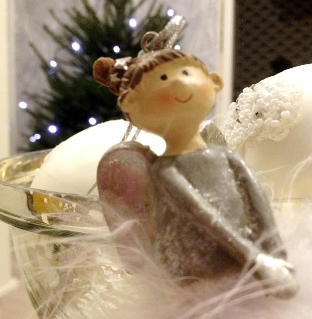 enkeli, joulukoriste