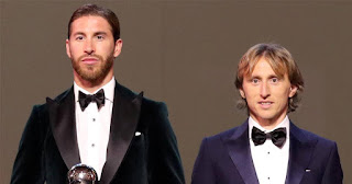 La Liga Champion Real Madrid ready to offer both Ramos and Modric new contract deal