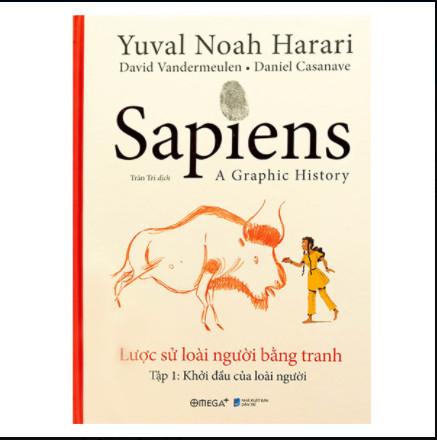 Sapiens Lược Sử Loài Người Bằng Tranh - Tập 1 Khởi Đầu Của Loài Người ebook PDF-EPUB-AWZ3-PRC-MOBI
