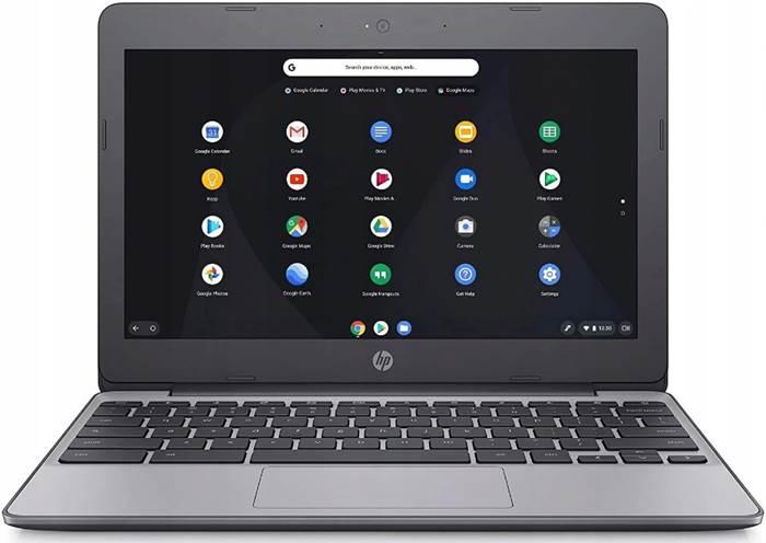 Chromebook Operating system