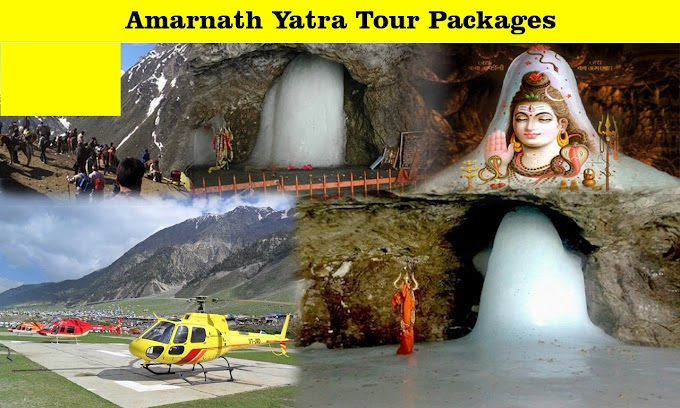 Amarnath Yatra Tour Packages From Chennai By Flight - Sairam Divine Tours