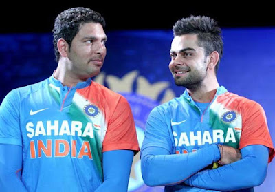 yuvraj and kohli most beautifull hd wallpapers