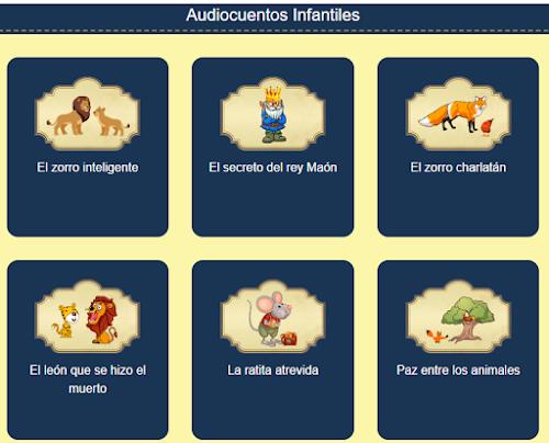 Laclasedeele Audiocuentos Gratuitos Para Niños