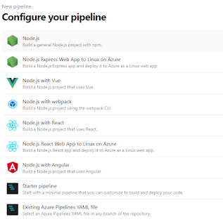 Configure your pipeline