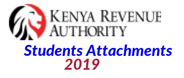 Students attachments at KRA 2019